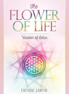 FLOWER OF LIFE: Wisdom Of Astar (52 cards & instruction booklet; boxed)