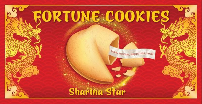 FORTUNE COOKIES: Love, Success, Happiness Cards (deck & book)