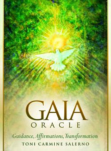 GAIA ORACLE (45 cards and guidebook in a hard-cover box set)