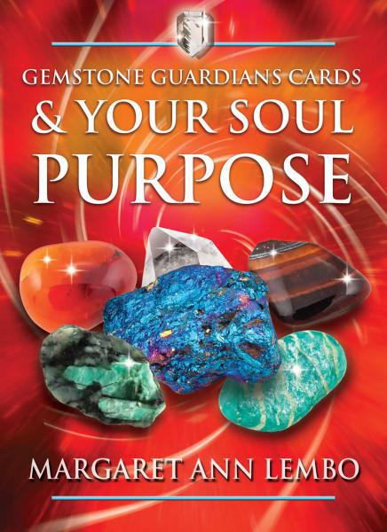 GEMSTONE GUARDIANS CARDS & YOUR SOUL PURPOSE (44-card deck & 88-page booklet)