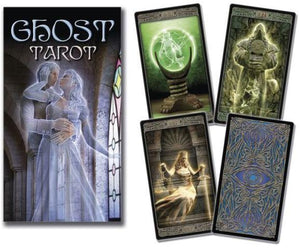 GHOST TAROT (deck & booklet)