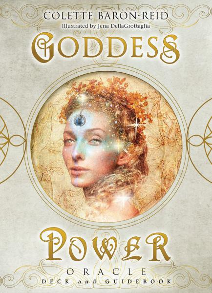 GODDESS POWER ORACLE: Deck & Guidebook