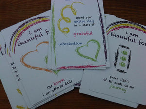 GRATITUDE AND SOULSHINE: A Deck Of 52 Cards To Inspire A Life Of Gratitude