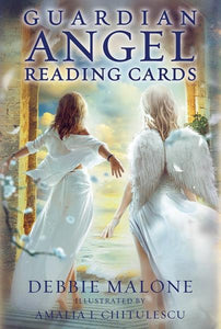 GUARDIAN ANGEL READING CARDS (36-card deck & booklet)