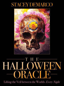 HALLOWEEN ORACLE: Lifting The Veil Between The Worlds Every Night (36-card deck & guidebook; boxed)