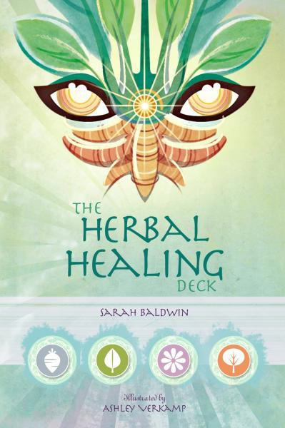 HERBAL HEALING DECK (48-card deck & guidebook)