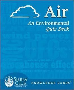 AIR KNOWLEDGE CARDS: An Environmental Quiz Deck (48 cards)