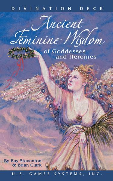 ANCIENT FEMININE WISDOM OF GODDESSES AND HEROINES (52-card deck & 64-page booklet)