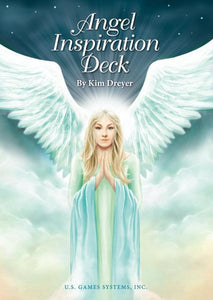 ANGEL INSPIRATION DECK (44-card deck & 60-page guidebook)