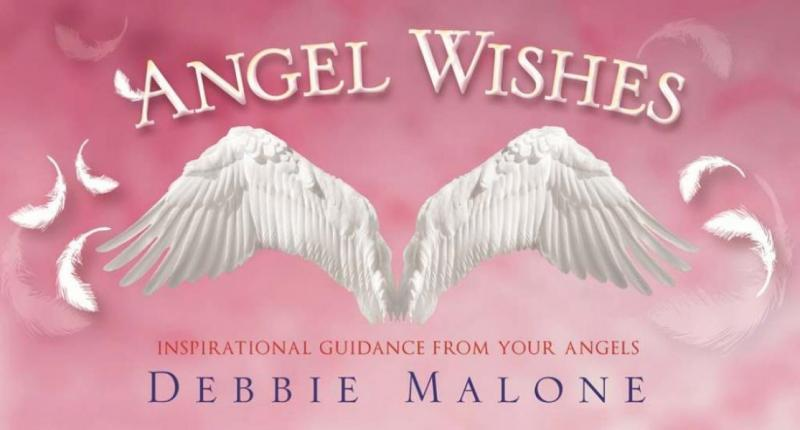 ANGEL WISHES: Inspirational Guidance From Your Angels (40 affirmation cards)