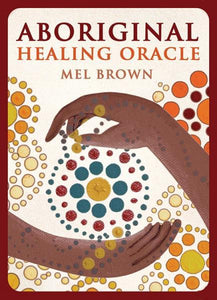 ABORIGINAL HEALING ORACLE (36-card deck & book)