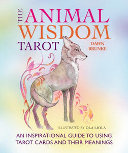 ANIMAL WISDOM TAROT (78-card deck & 96-page book)