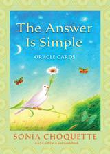 ANSWER IS SIMPLE ORACLE CARDS (62-card deck)