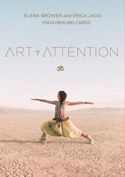 ART OF ATTENTION: Yoga Healing Cards (52-card deck)