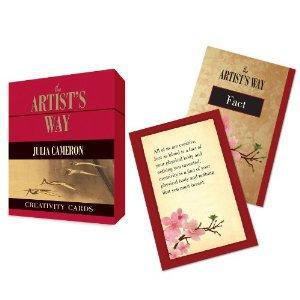 ARTIST'S WAY CREATIVITY CARDS (64-card deck)