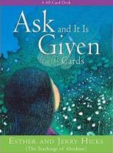 ASK AND IT IS GIVEN CARDS (60-card deck)