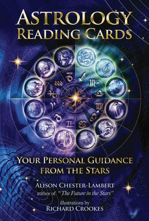 ASTROLOGY READING CARDS: Your Personal Guidance From The Stars (36-card deck & book)