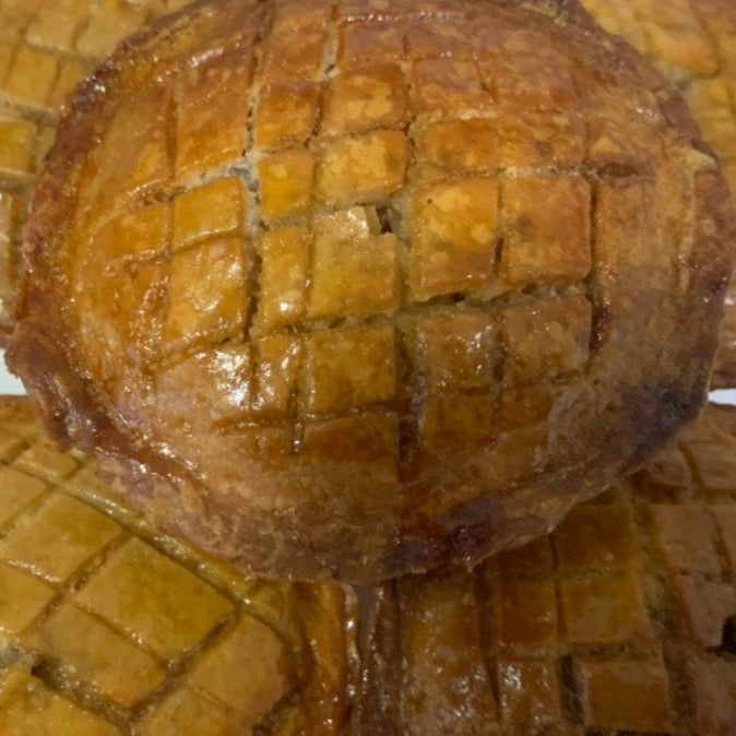 Black Pudding Pork Pie