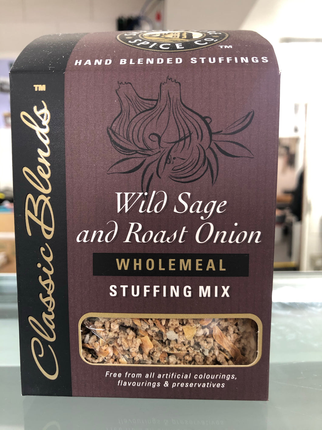 Wild Sage & Roast Onion Stuffing