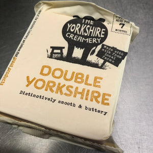 Double Yorkshire Cheese