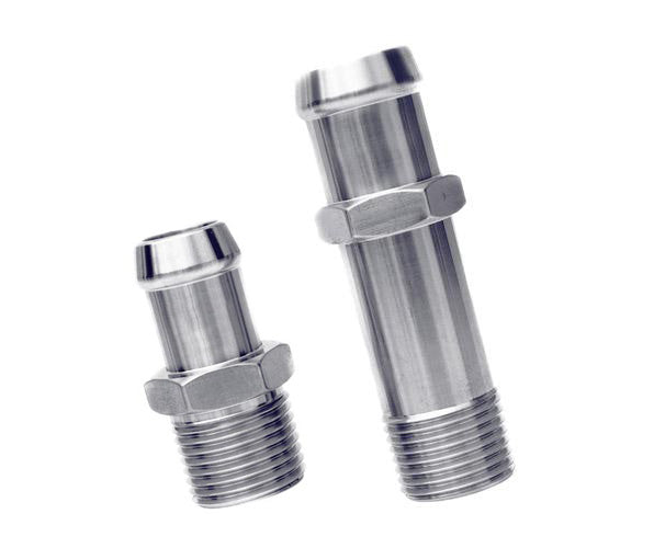 Heater Hose Fittings - Hex #1009 (set)