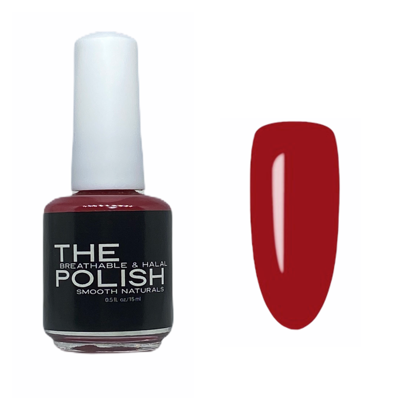 The POLISH Breathable & Halal - Eve Loves Red