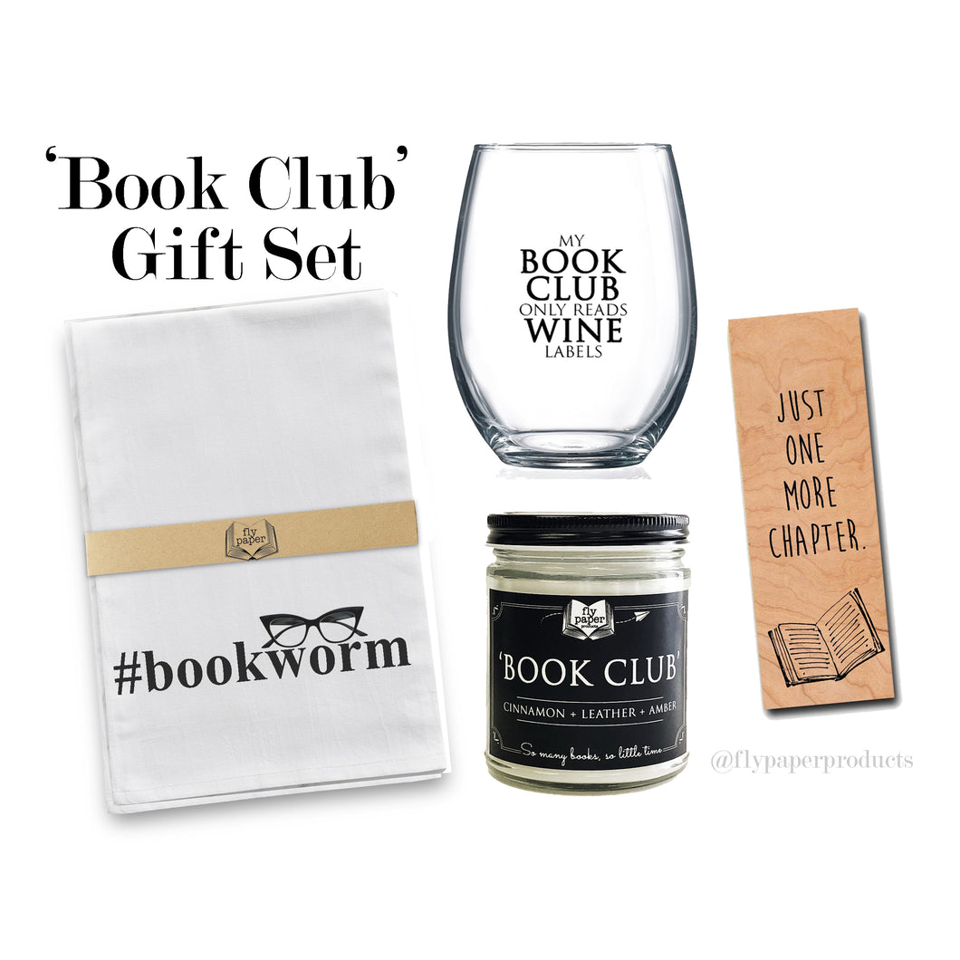 The Ultimate Book Club Gift Set