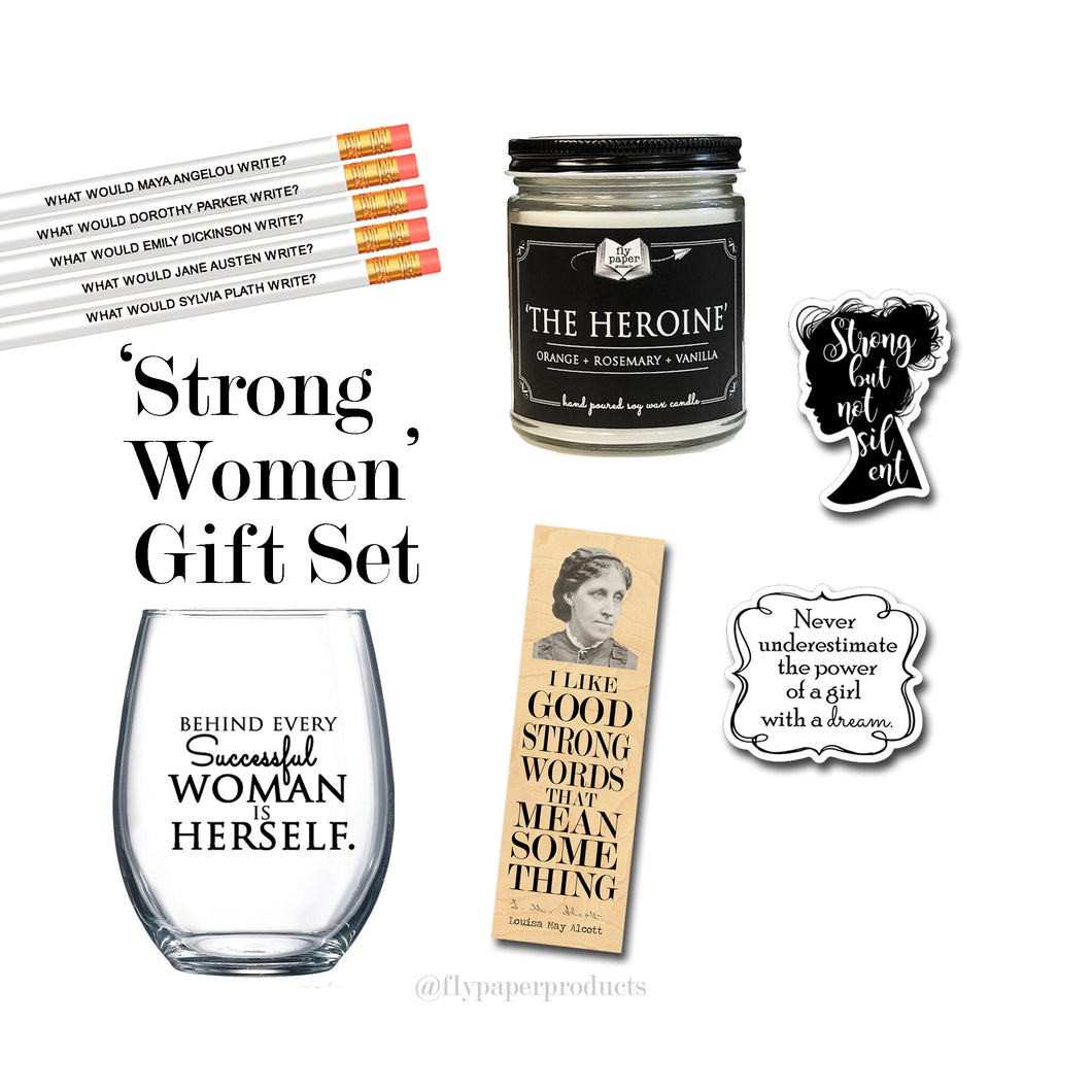 The Ultimate Feminist Gift Set