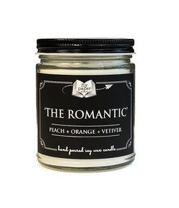 The Romantic - 9oz Handpoured Soy Candle