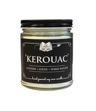 Load image into Gallery viewer, Kerouac - 9oz Handpoured Soy Candle