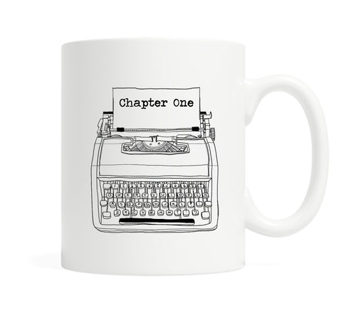 Chapter One 11 ounce Ceramic Mug