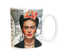 Load image into Gallery viewer, Frida Kahlo 11 oz Ceramic Mug