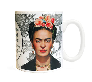 Frida Kahlo 11 oz Ceramic Mug
