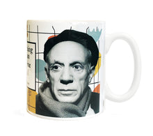 Load image into Gallery viewer, Pablo Picasso 11 oz Ceramic Mug