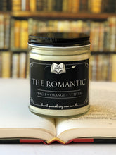 Load image into Gallery viewer, The Romantic - 9oz Handpoured Soy Candle