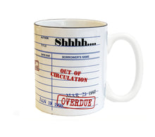 Load image into Gallery viewer, Shhh... - 11 ounce Ceramic Mug