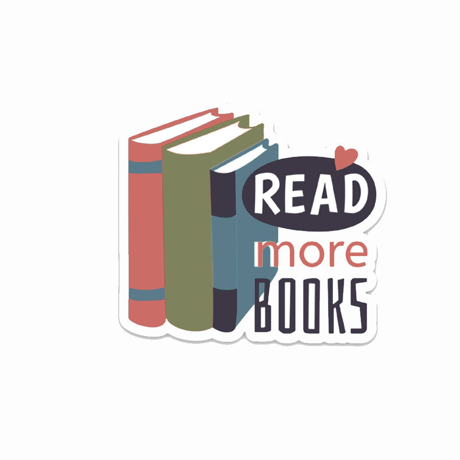 Read More Books- 3