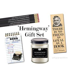 The Ultimate Hemingway Gift Set