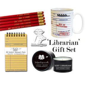 The Ultimate Librarian Gift Set