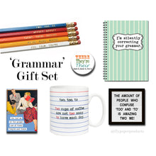 Load image into Gallery viewer, The Ultimate Grammar Geek Gift Set