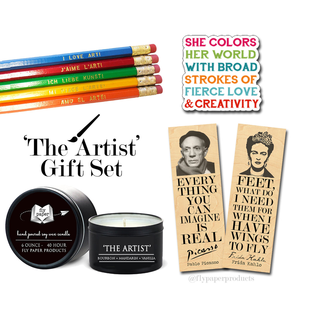 The Ultimate Artist Gift Set