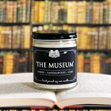Load image into Gallery viewer, The Museum - 9oz Handpoured Soy Candle