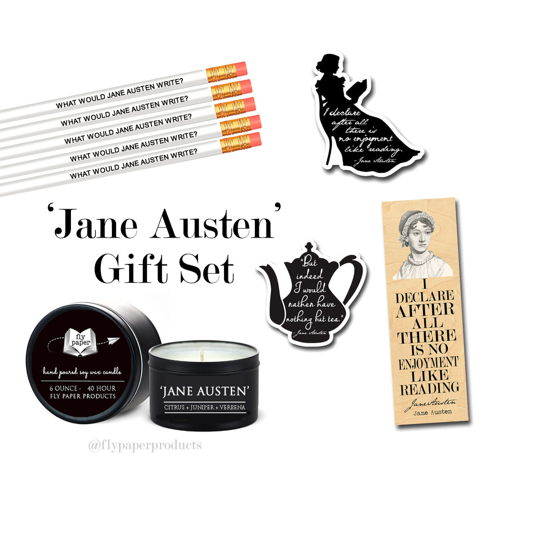 The Ultimate Jane Austen Gift Set