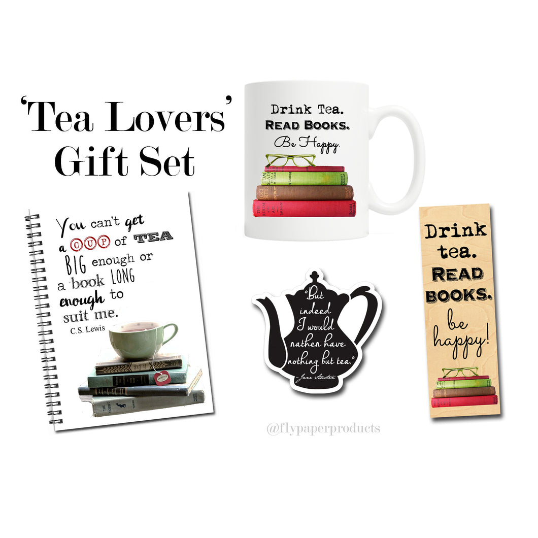 The Ultimate Tea Lovers Gift Set