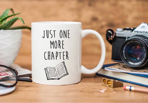 One More Chapter -  11 ounce Ceramic Mug