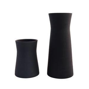 TIWI CERAMICS Nordic Vessel Plain Black