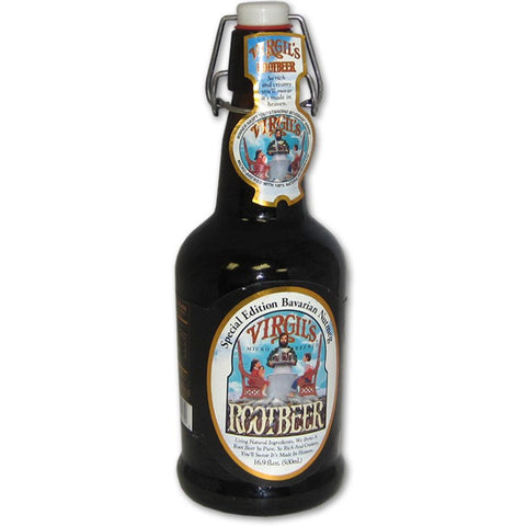 Virgils Bavarian Nutmeg Root Beer Swinglid