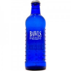 Bawls Guarana Glass Bottle