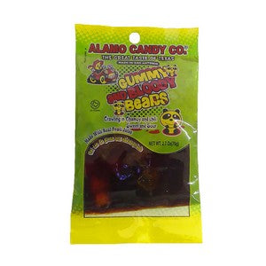 Chamoy Chili flavored gummy bears