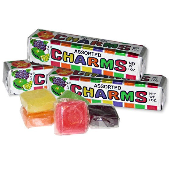 Charms candy squares